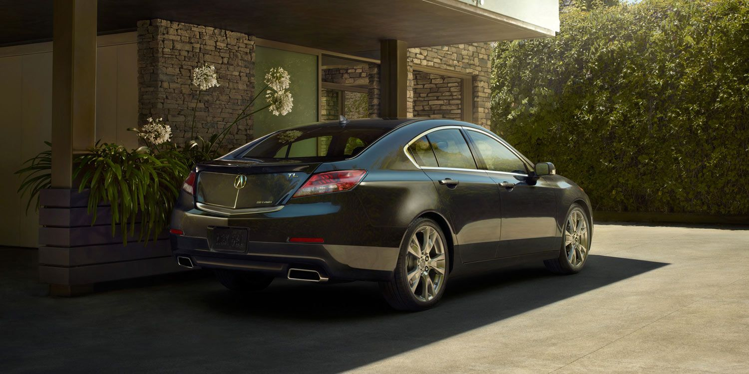 2014 acura tl sh awd with advance package in graphite. Black Bedroom Furniture Sets. Home Design Ideas