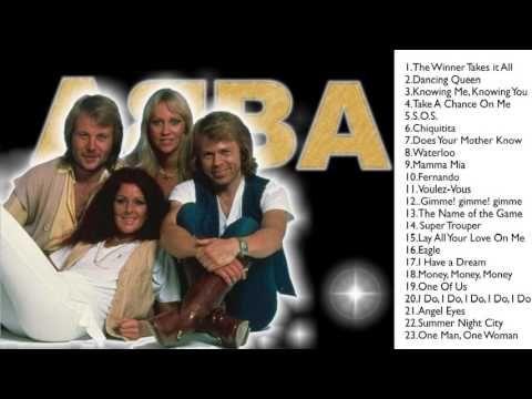 Abba Greatest Hits Best Songs Of Abba Full Album Youtube