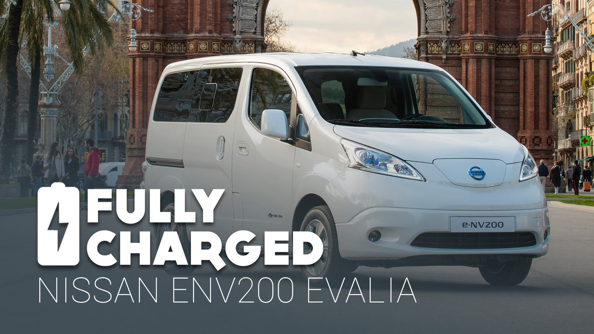 Nissan Env200 Evalia Fully Charged Nissan Electric Cars Car Videos