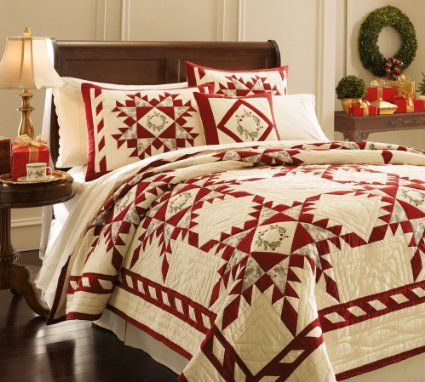 Lenox Holiday Gathering Quilt