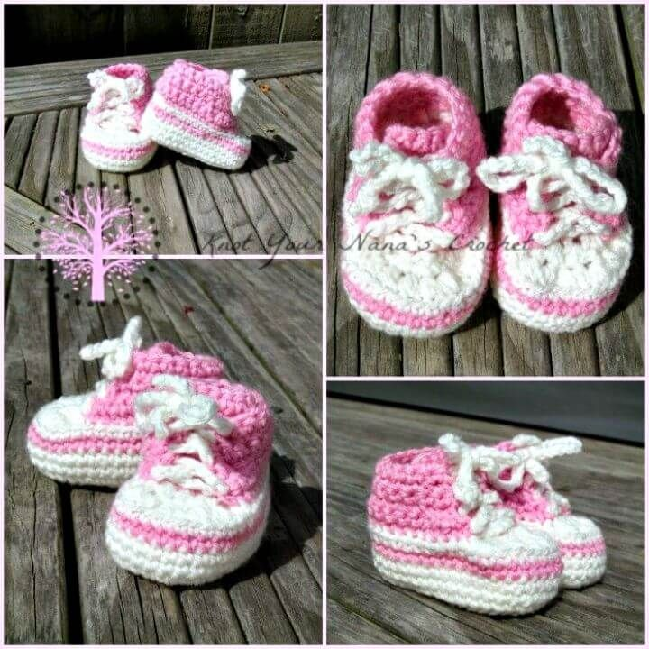 Crochet Baby Booties 55 Free Crochet Patterns For Babies