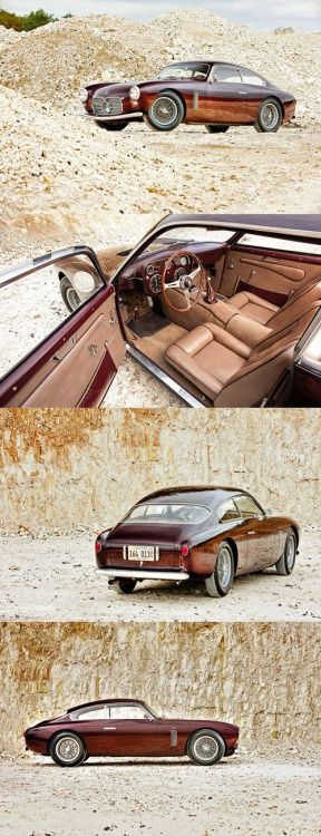 Yep, the most interesting cars in the world.