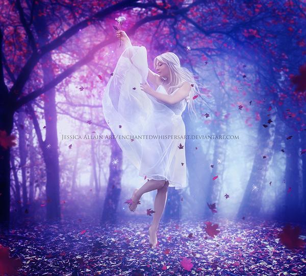 Just-Dance by EnchantedWhispersArt on DeviantArt