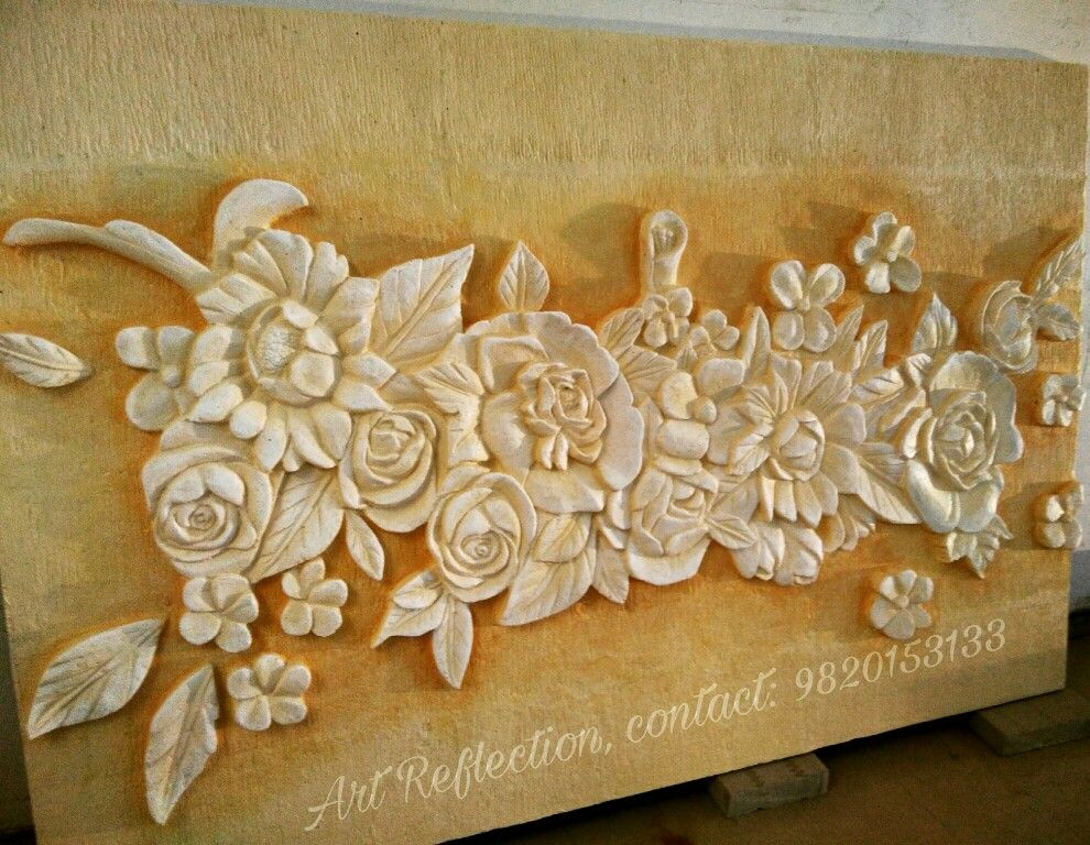 Pin by Chandra rawal on Siporex 3D murals | Pinterest | Clay art and 3d