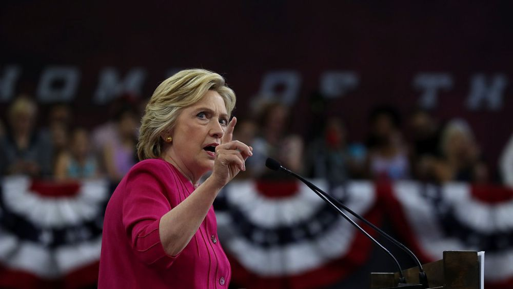 Hackers breached Hillary Clinton campaign networks says Reuters