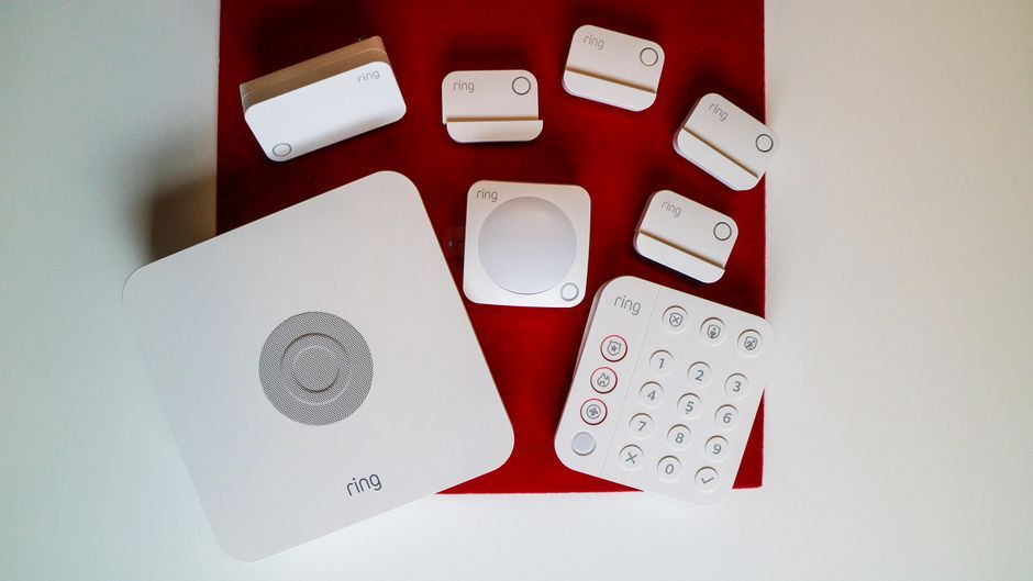 Install The Ring Alarm Security Kit In Minutes Best Home Security System Home Security Systems Diy Home Security