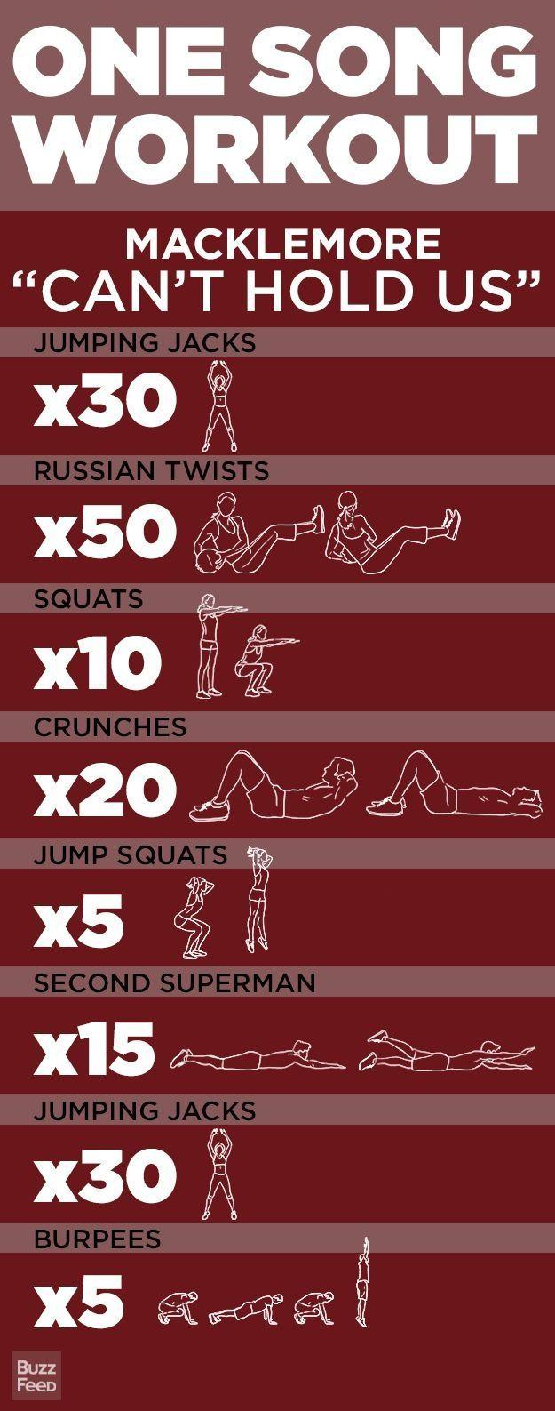 Music workout #4