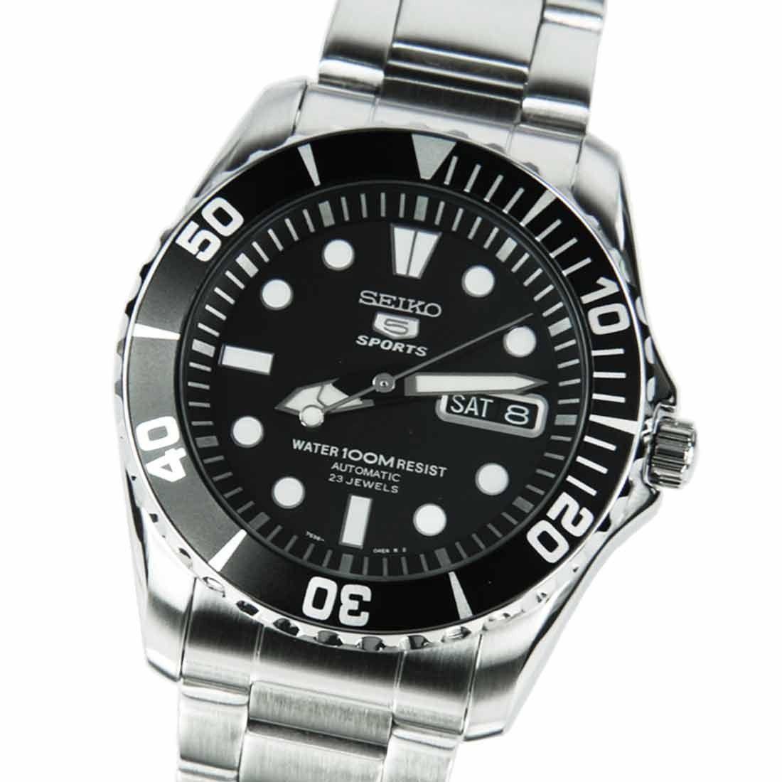 Seiko 5 automatic divers watch SNZF17K1 SNZF17K SNZF17