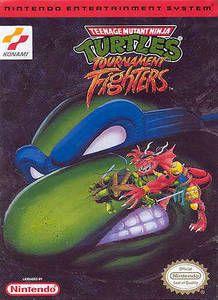 Complete Teenage Mutant Ninja Turtles Tournament Fighters - NES