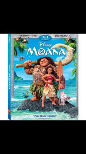 Disney Moana [Blu-Ray  DVD  Digital HD]  Factory Sealed Pre-order https://t.co/3qd7FQ2BBX https://t.co/o0DLFbdw3f