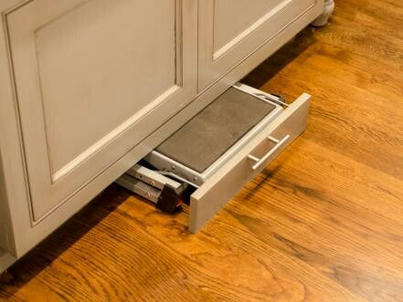 Step Stool Drawer Kitchen Cabinet Layout Kitchen Layout Kitchen Designs Layout
