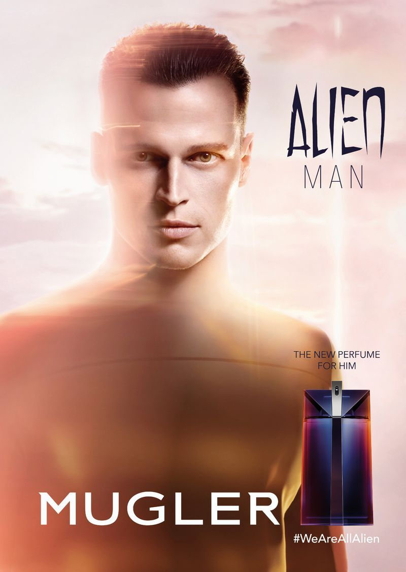 Thierry Mugler Alien Fragrance 2018 Campaign Thierry Mugler In