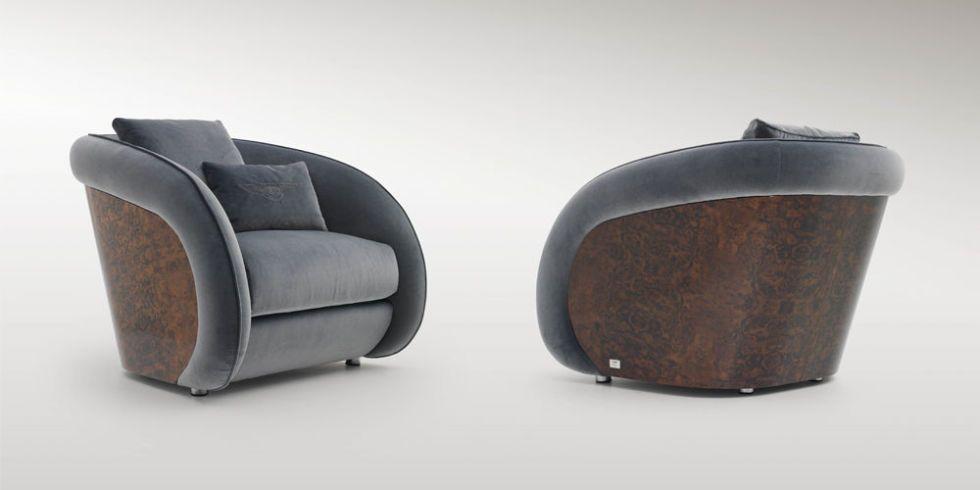 10 Luxury Finds From The Bentley Motors Home Collection Bentley Furniture Home Collections Furniture