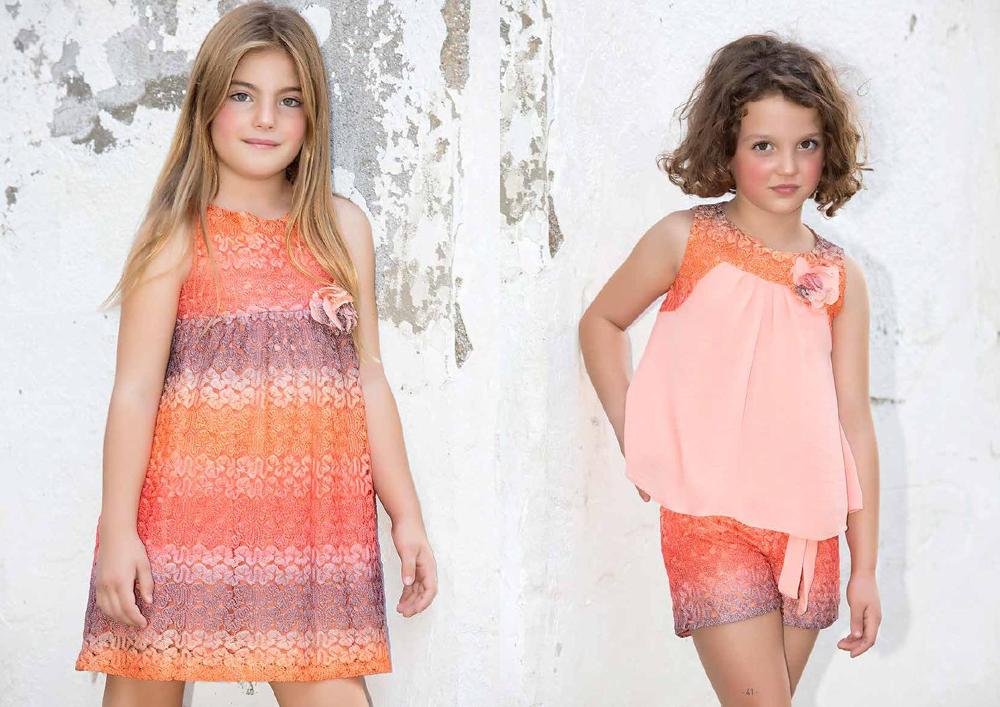 vestidos de fiesta primavera verano 2014 para niñas - Buscar con ...