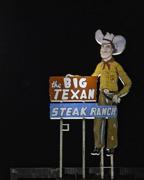 Big Texan Steak Ranch • San Antonio, Texas