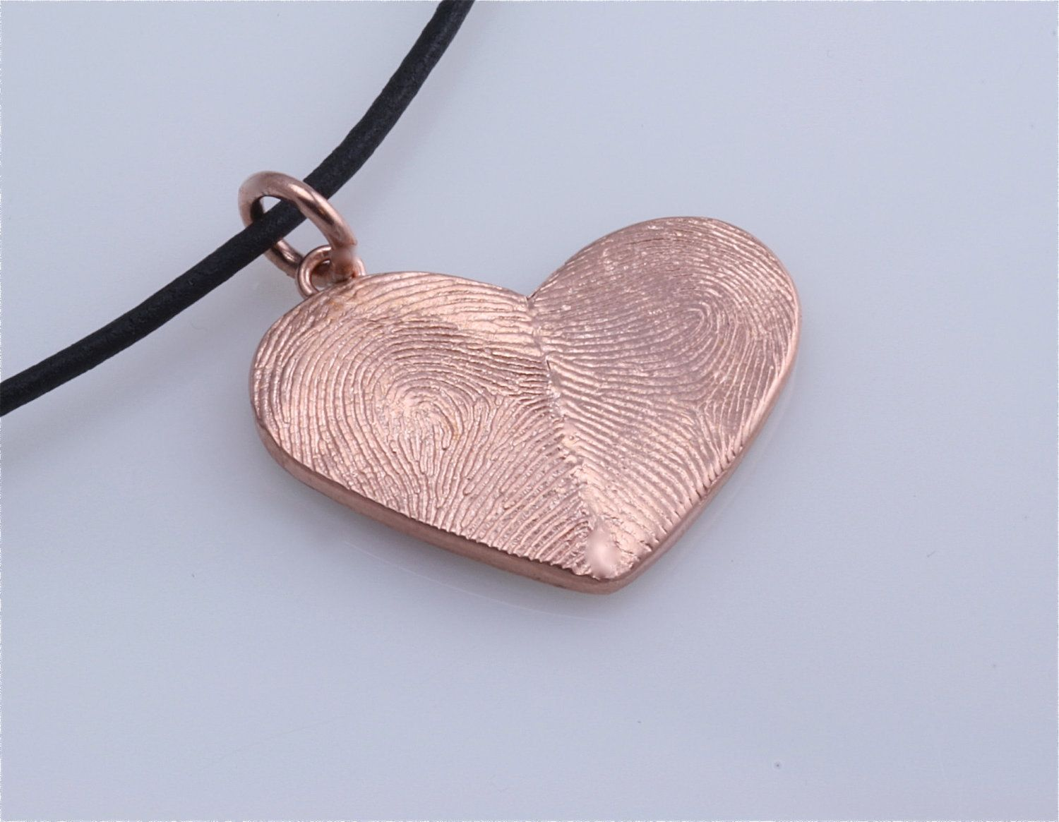 This fingerprint pendant is awesome! | Products I Love | Pinterest