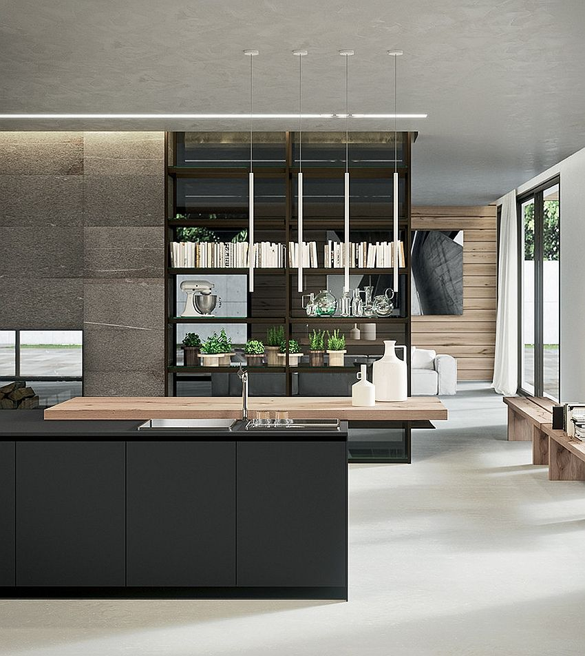 Kitchen island with extended table - Kitchen Island With Extended Table