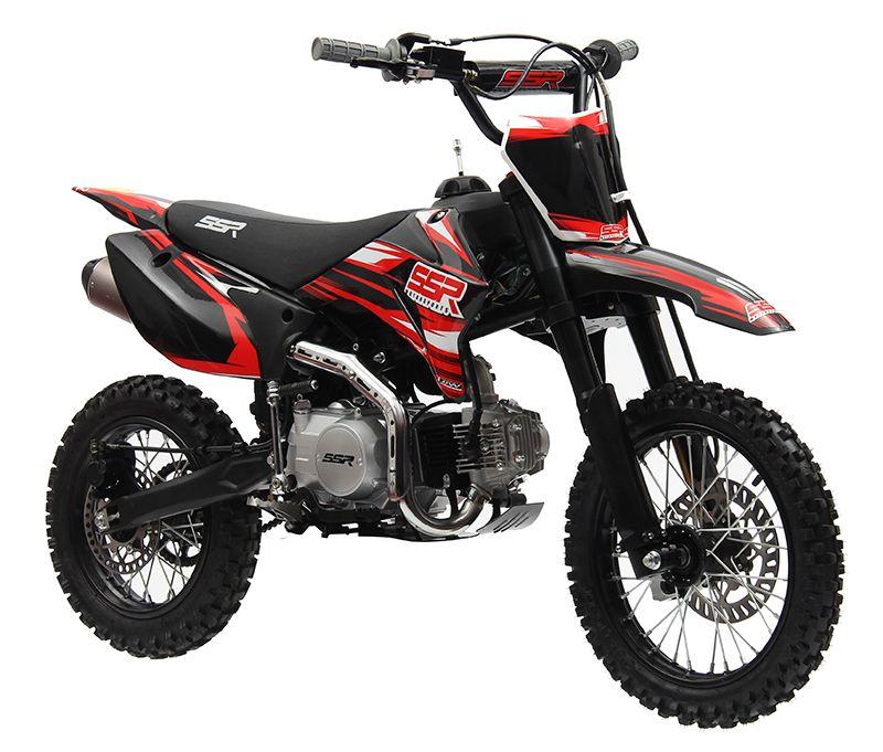 Sr110 Tr Ssr Motorsports 110cc Pit Bike Pit Bike Dirt Bikes For