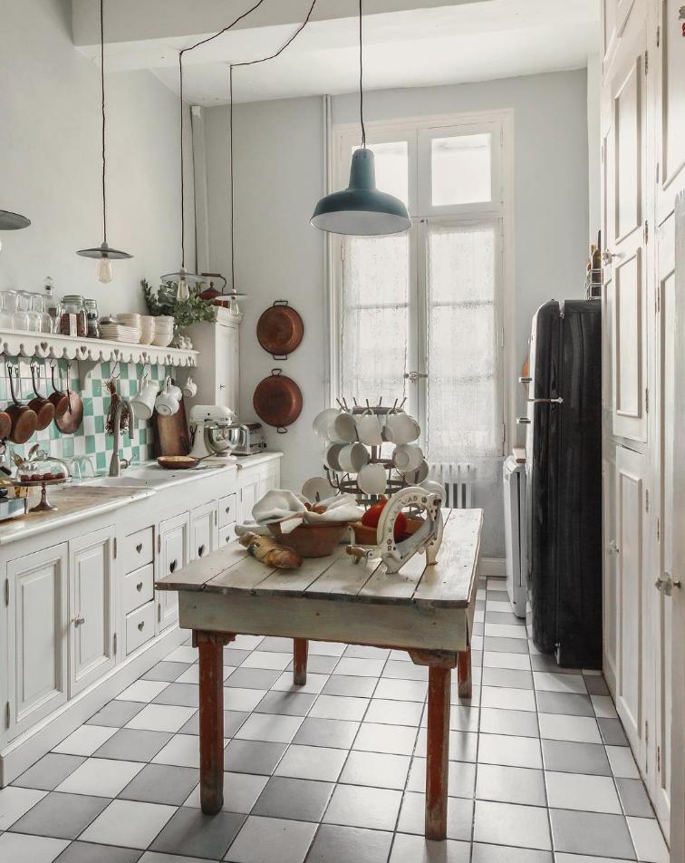Classic Kitchen Design Around The World Classic kitchen