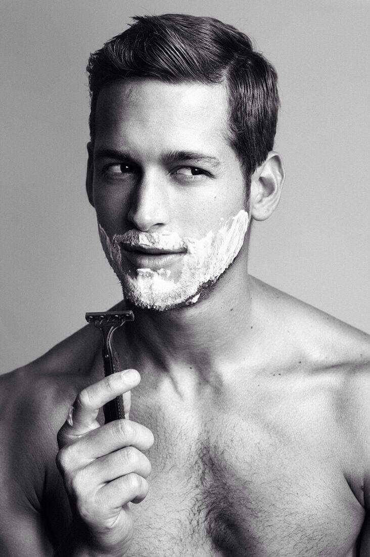 Men Shaving Tumblr Recherche Google With Images Max