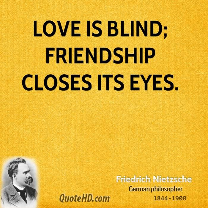 More Friedrich Nietzsche Quotes On Quotehd Quotes Blind