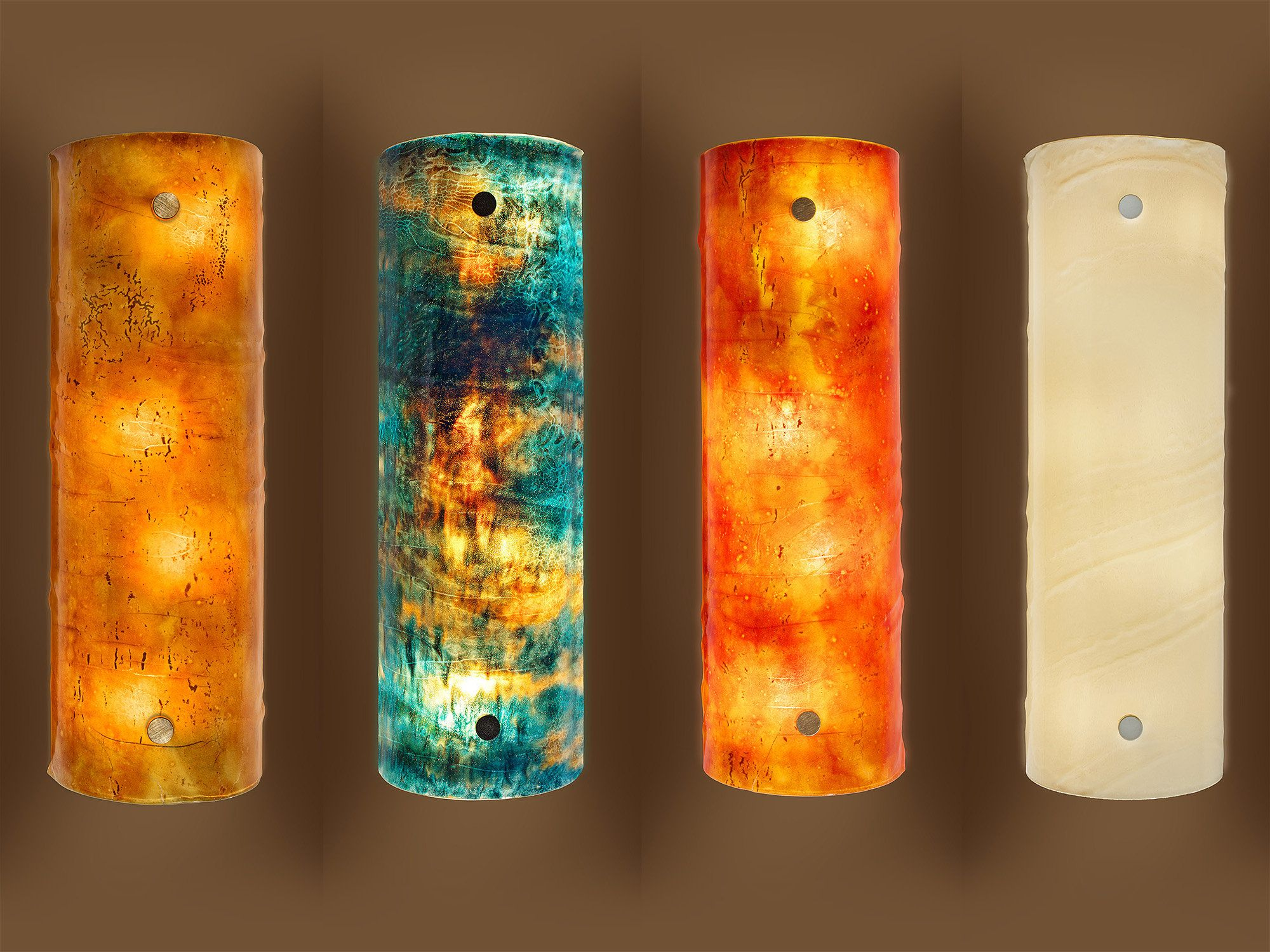 Stained Glass Wall Light In Variety Of Colours Etsy Glass Wall Lights Wall Lights Glass Wall