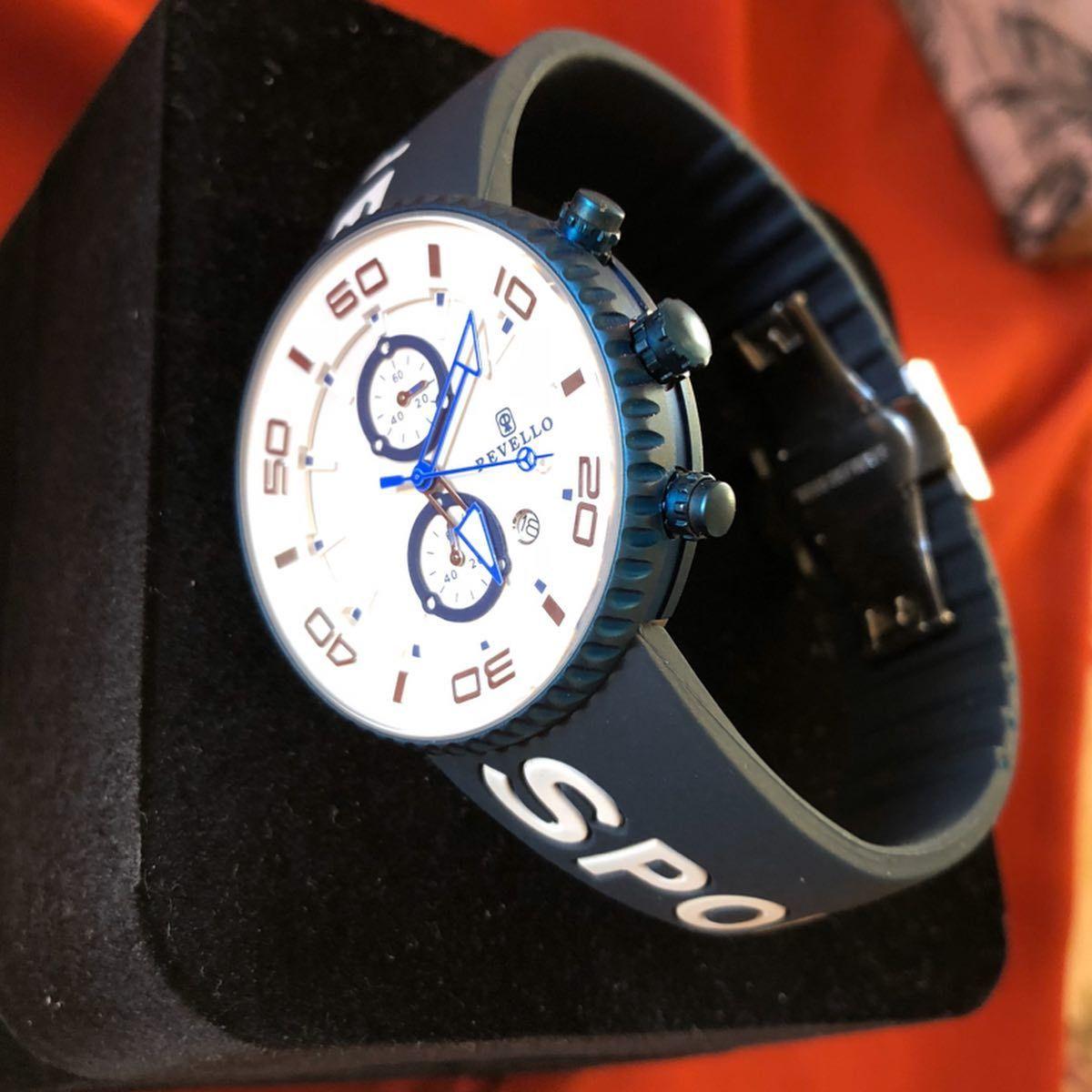Revello Erkek Kol Saati Orijinal Etiketli Ve Calisir Durumda In 2020 Breitling Watch Accessories Breitling