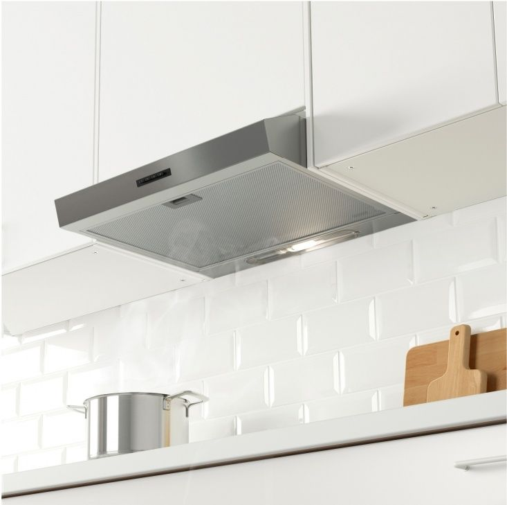 Steal This Look A Storage Oriented Swedish Kitchen On A Budget Ikea Included With Images Ikea Kitchen Storage Exhaust Fan Kitchen Exhaust
