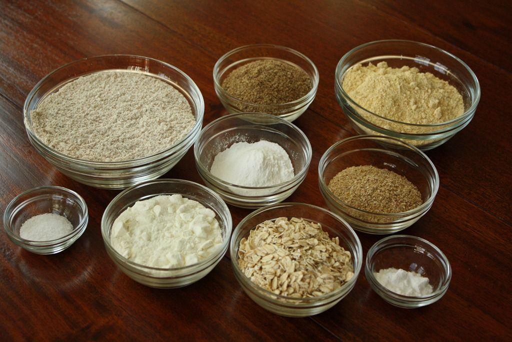 DIY Homemade Healthy Make-Ahead Kitchen Mixes | via Melanie Zook, RD