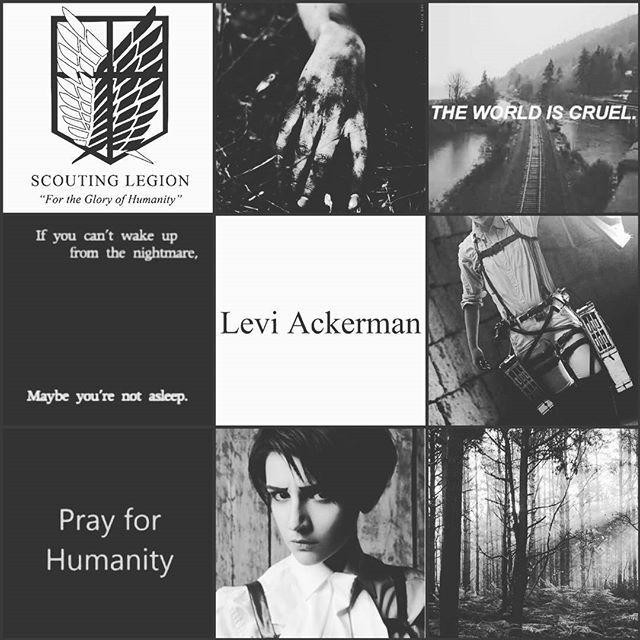 Levi Ackerman Leviackerman Attackontitan Aesthetic Attack On Titan Levi Levi Ackerman Attack On Titan Eren