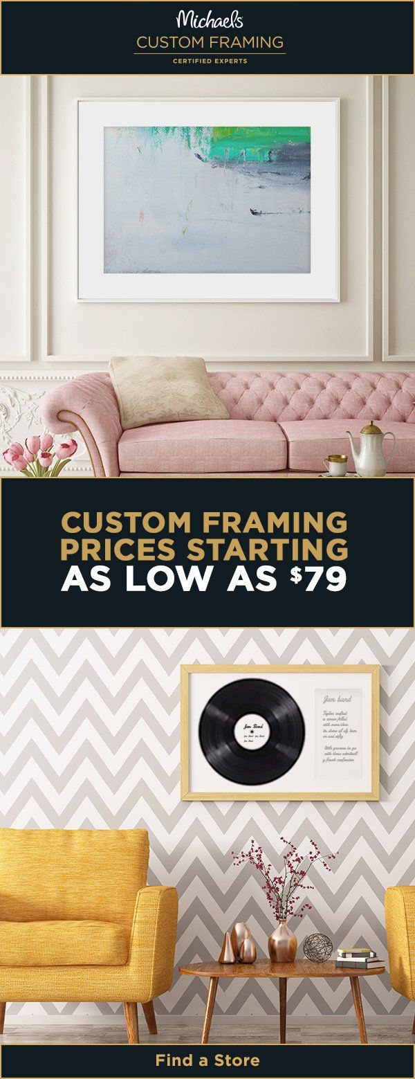 shop custom frames from michaels starting as low as 79 choose from trendy designs for every style with hundre pinteres - Michaels Frame Shop