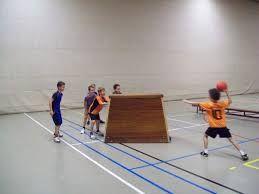 Jagerbal Lichamelijke Opvoeding Peutergym Gymnastiek