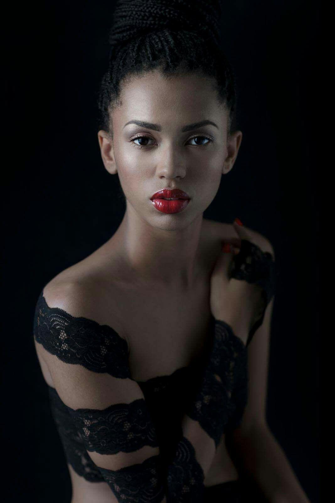 Makeup by me #redlips #makeup #makeupartist