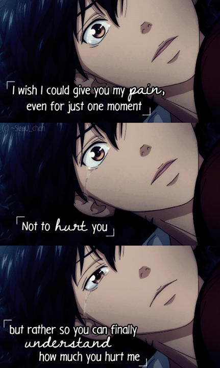 Deeep Every Single Quote From This Anime Gives Me Too Many Feels