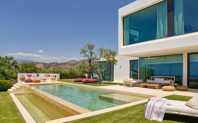Une Maison Du0027architecte Sur La Costa Del Sol   PLANETE DECO A Homes World