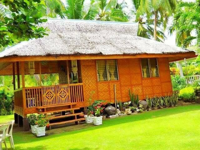 Nice House In The Philipines Bamboo House Design Philippine