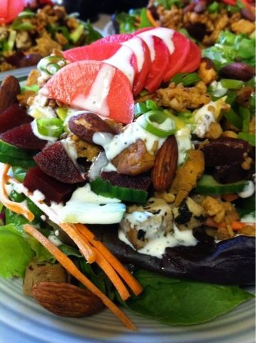 366 meals we made native foods vegan recipes salads and find this pin and more on vegan recipes salads and dressings forumfinder Gallery