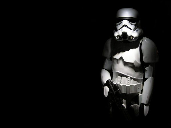 Stormtrooper wallpaper by inmobilus star wars troopers
