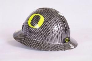 7b83b22e The ultimate Oregon Ducks Fan Hard Hat | Gift Ideas | Oregon ducks ...