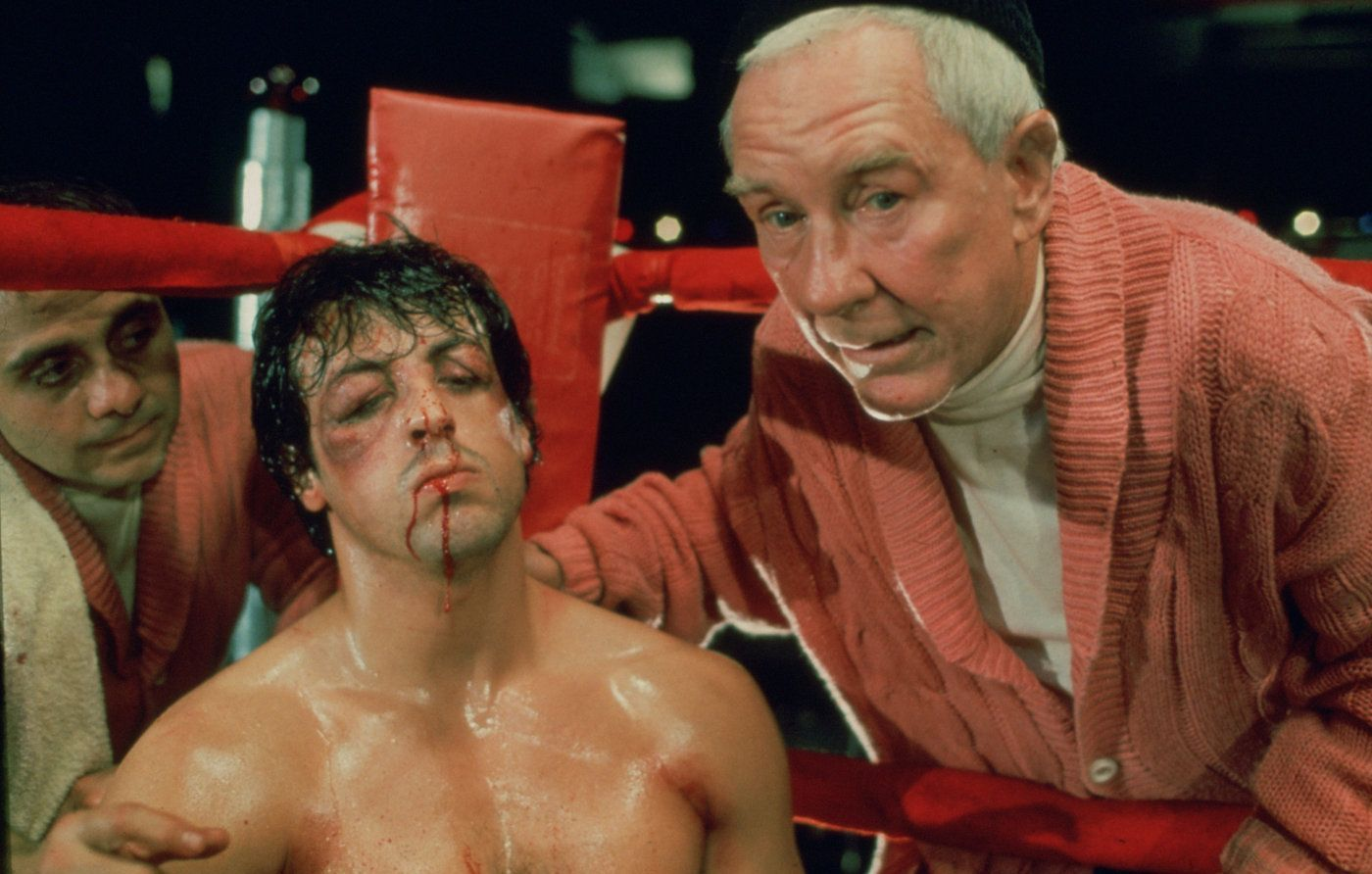 Mickey Goldmill The First And Foremost Boxing Trainer Of Rocky