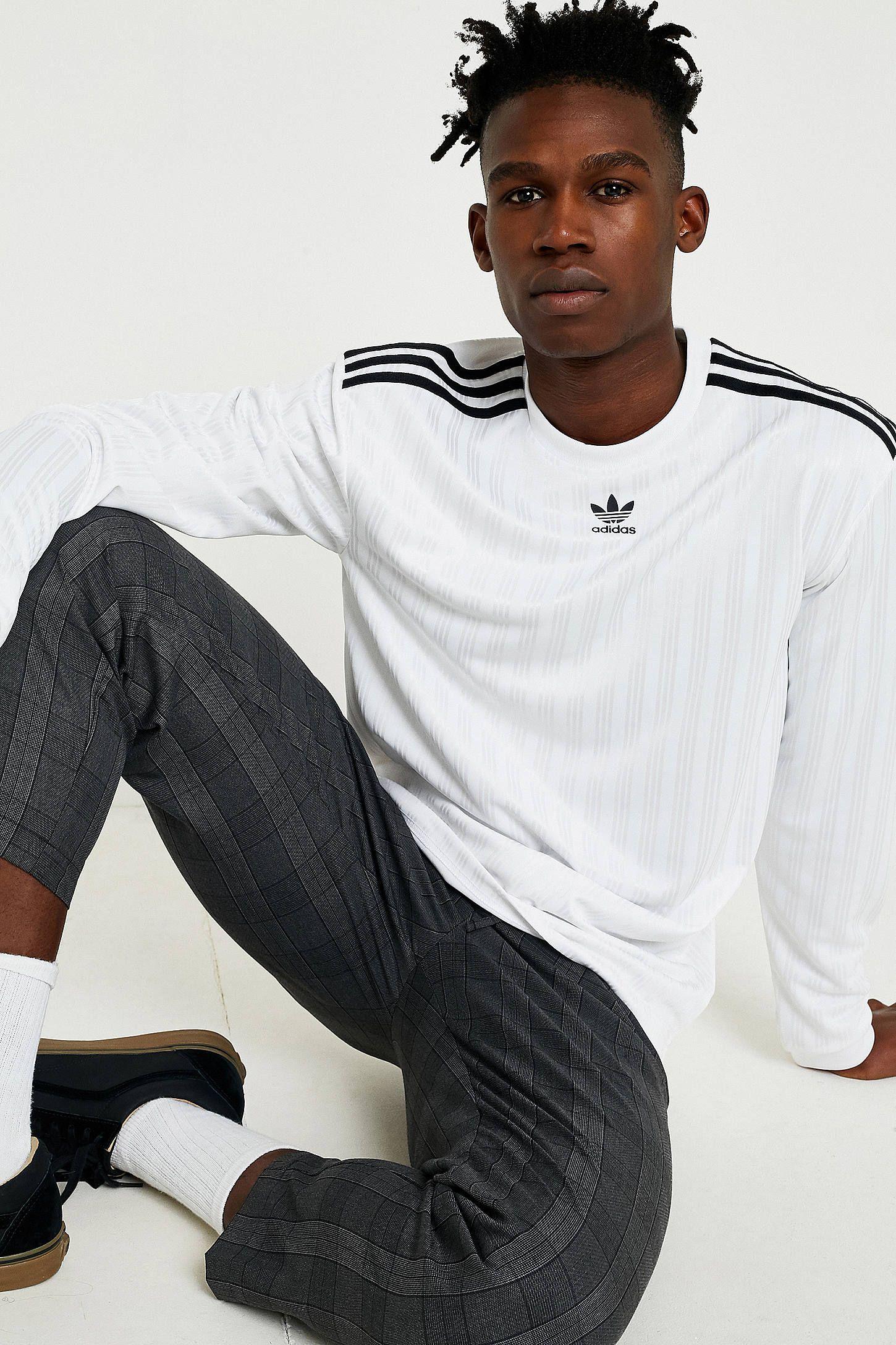 adidas Maillot de adidas fútbol blanc à manches   longues manches   e84594b - hotlink.pw