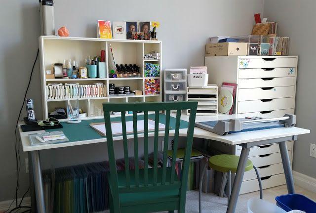 Ardyth Percy-Robb's craft space