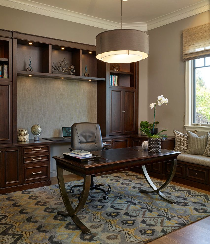 traditional custom home office. Picture Frames For Office Desk Home Traditional With Crown Molding Dark Wood Custom M