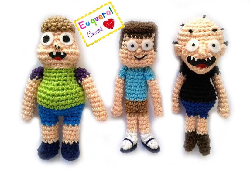Clarence And Sumo And Jeff