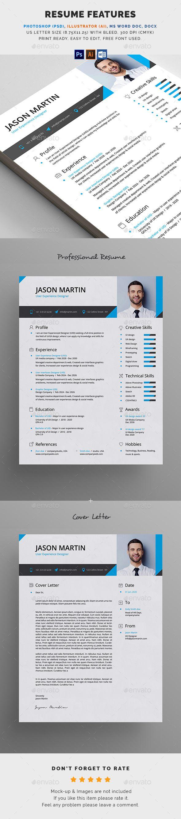 Resume | Pinterest | Proyectos gráficos y Escalera
