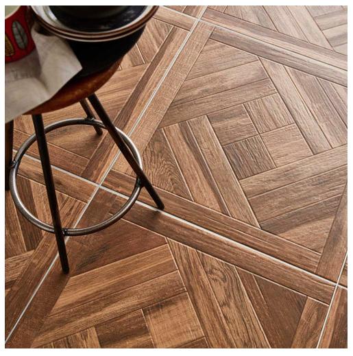 Modele Kanata Tiles Warm Walnut Porcelain Floor Tiles At Tiledealer Uk Low Prices Tile Floor Wood Effect Floor Tiles Flooring