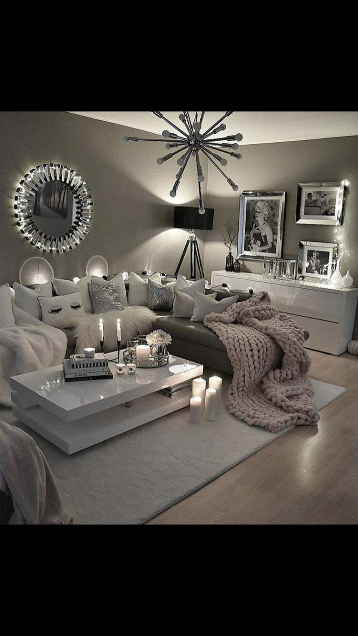 This Is What I Want My Living Room To Look Like Farm House