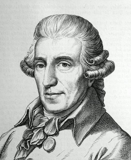 Joseph Haydn Compositores Clasicos Compositores De Musica Clasica Musica