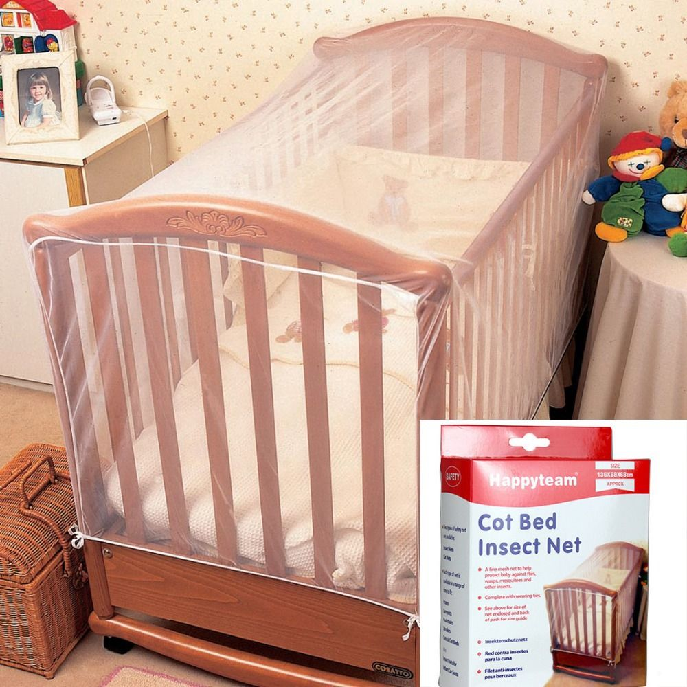 Baby Bed Online Shopping - Baby crib cot insect mosquitoes wasps flies net for infant bed folding crib netting child baby