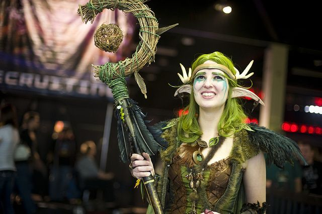4bc1c6abfa4 World of warcraft druid elf druid cosplay diy cosplay costumes night elf  jpg 640x426 Druid halloween